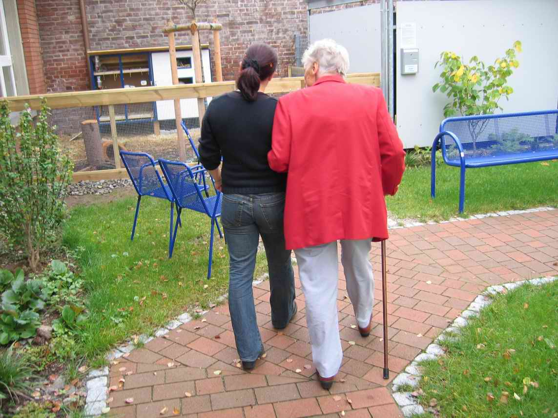 ambulanter Pflegedienst Pflege