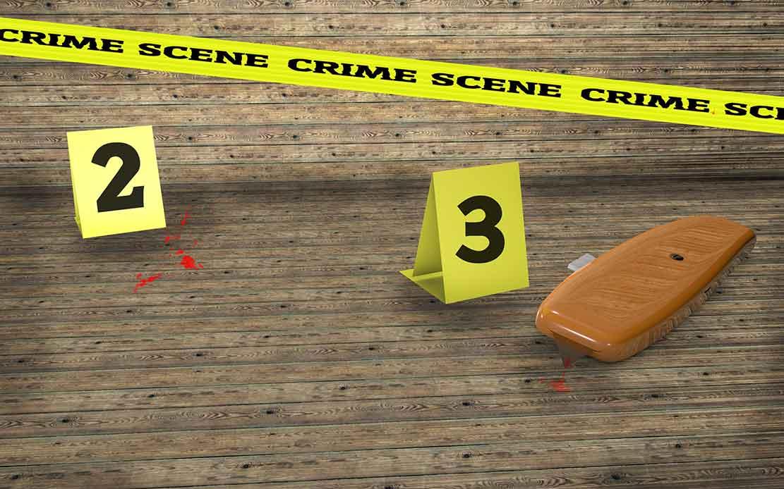 Tatort Ermittlung Investigation Detektive